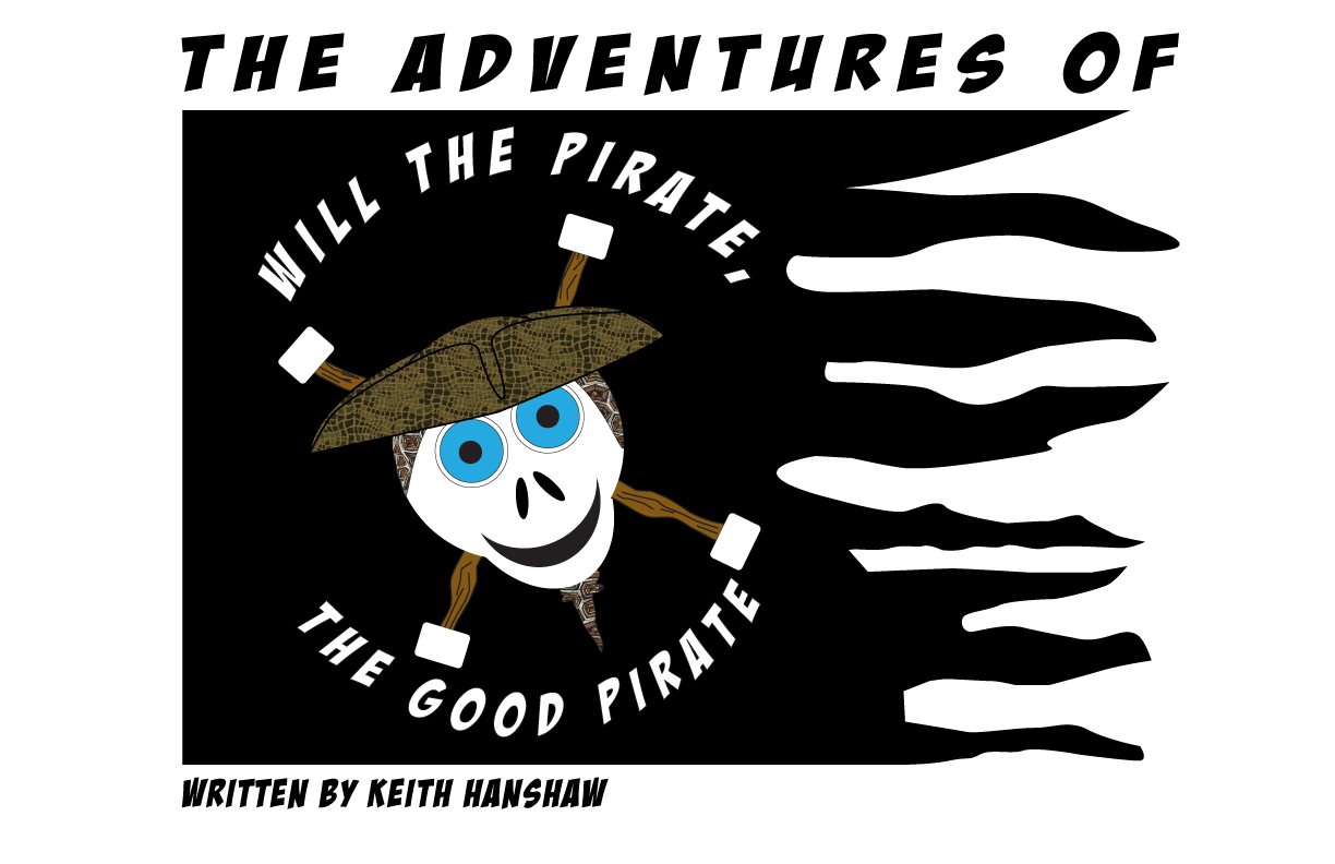 Will the Pirate children's Book